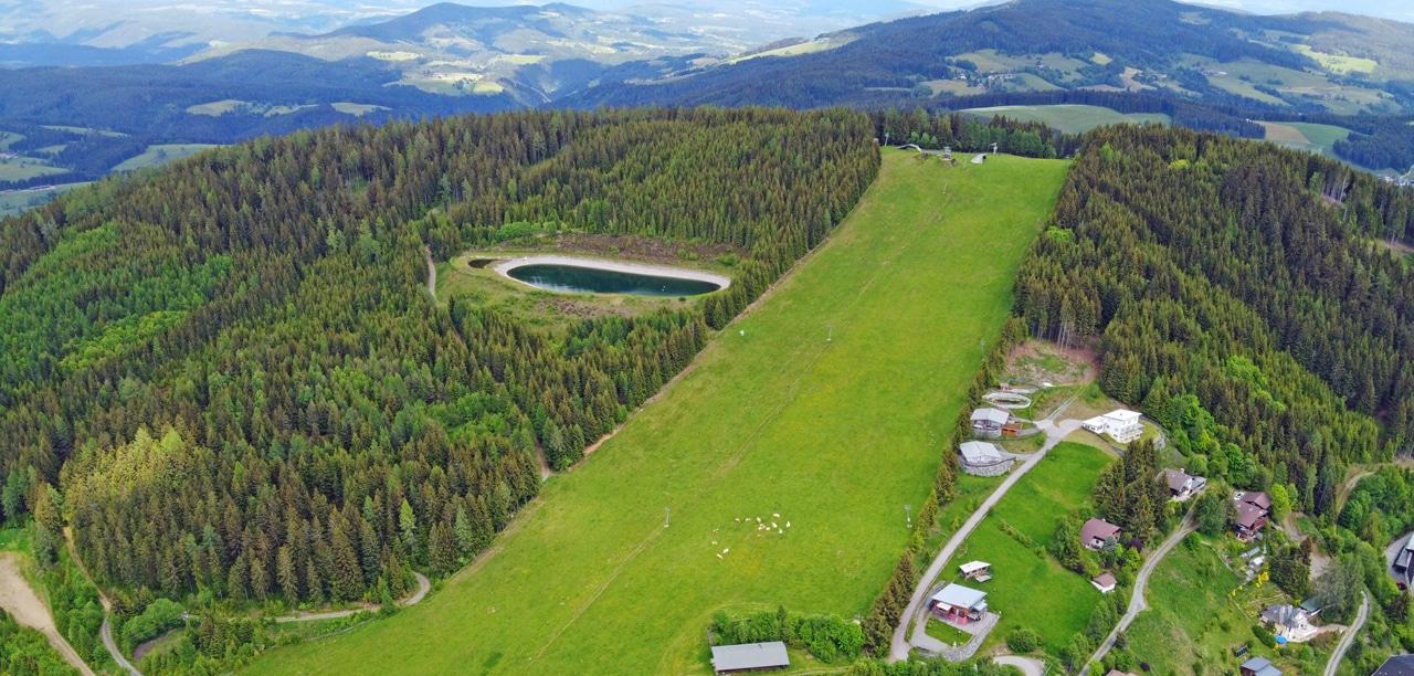 Simonhöhe Luftbild