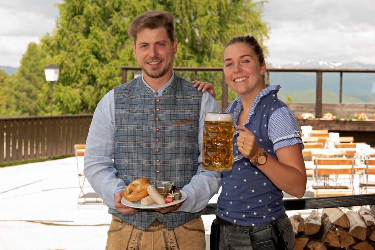 Almgasthof Restaurant Einkehr auf der Simonhöhe